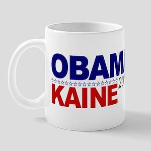 Obama Kaine 2008 Mug