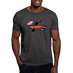 USMotoGPFans Logo Dark T-Shirt