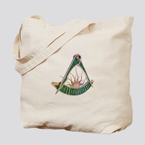 Past Master F&AM Tote Bag
