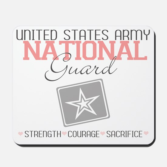 United States Army National G Mousepad