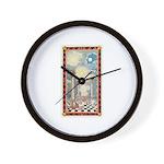 Masonic Light Wall Clock