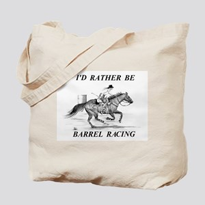 I'd Rather Be Tote Bag