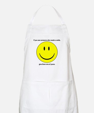 Give Someone a Smile - BBQ Apron