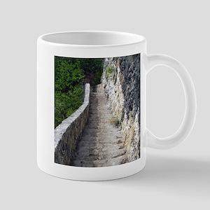 Steps Mug