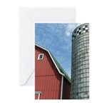 Red Barn Greeting Cards (Pk of 20)