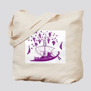 CANE Dolphin Tote Bag