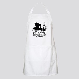 Killdozer Never Forget BBQ Apron