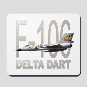 F-106 Delta Dart Mousepad