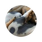 "Lotsa Spots 3.5"" Button (100 pack)"