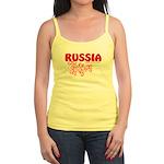 VeryRussian.com Jr. Spaghetti Tank