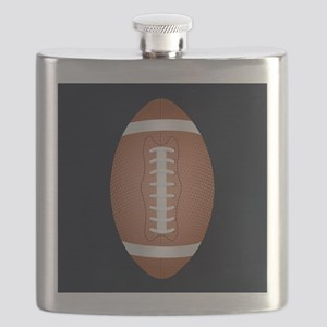 Football ball Flask