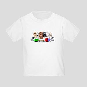 McDoodles Nursery Toddler T-Shirt