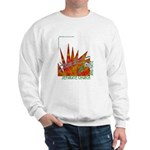 Separation of Church and Hate Sweatshirt