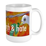 Separation of Church and Hate Large Mug