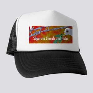 Separate Church and Hate Trucker Hat