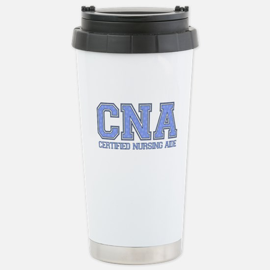 CNA Winter Stainless Steel Travel Mug