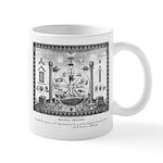 Scottish Freemasonry Mug