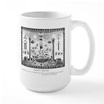 Scottish Freemasonry Large Mug
