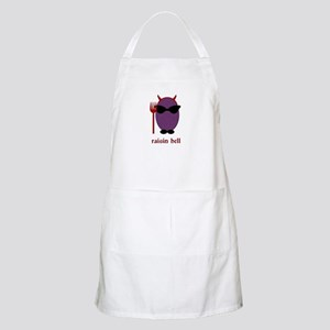 Raisin Hell BBQ Apron