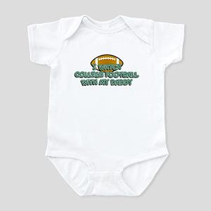 East Lansing, Michigan Daddy Infant Bodysuit