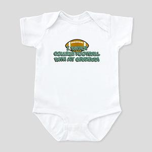 East Lansing, Michigan Grandm Infant Bodysuit