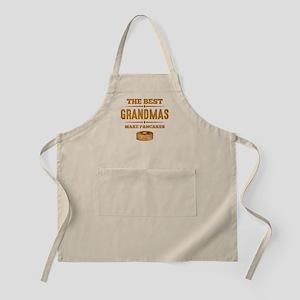 Best Grandmas Make Pancakes Light Apron