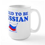 VeryRussian.com Large Mug