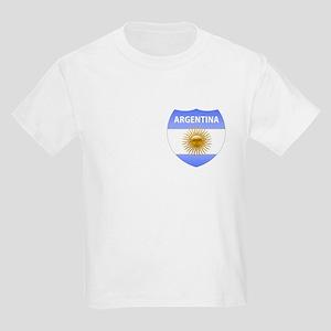 Argentina 10 Kids Light T-Shirt
