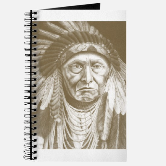 Cute Chief joseph Journal