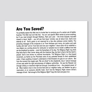SALE! Fundamentalist (Not!) Postcard Tracts (8)
