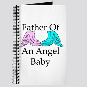 Father of an Angel Baby Journal