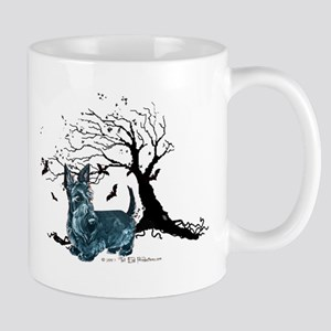 Spooky Scottie Halloween Mug