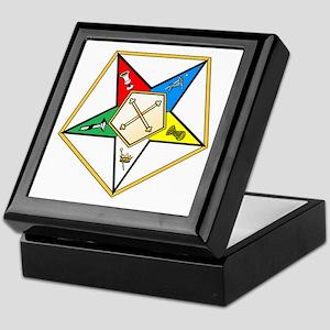 Grand Marshal Keepsake Box