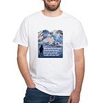 Micah 6:8 White T-Shirt