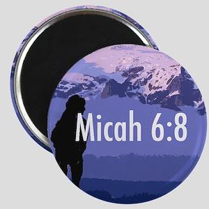 Micah 6:8 Magnet