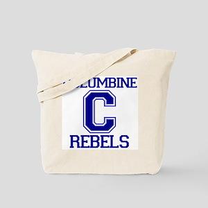 Columbine High School Rebels Tote Bag