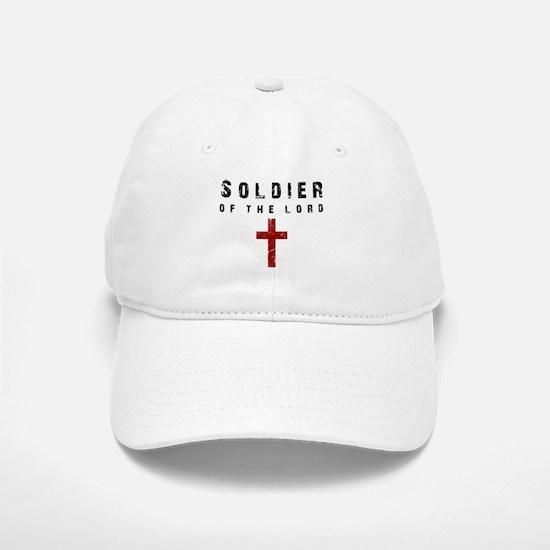 Soldier of the Lord Baseball Baseball Cap