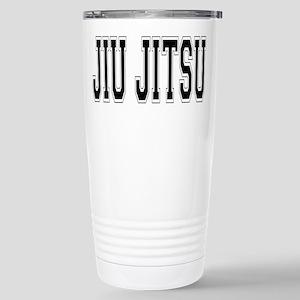 Jiu Jitsu Stainless Steel Travel Mug