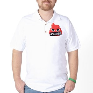 Poop Emoji Men S Polo Shirts Cafepress