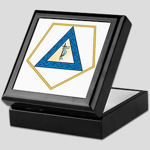 Grand Adah Keepsake Box