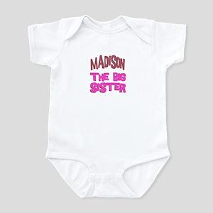Madison - The Big Sister Infant Bodysuit