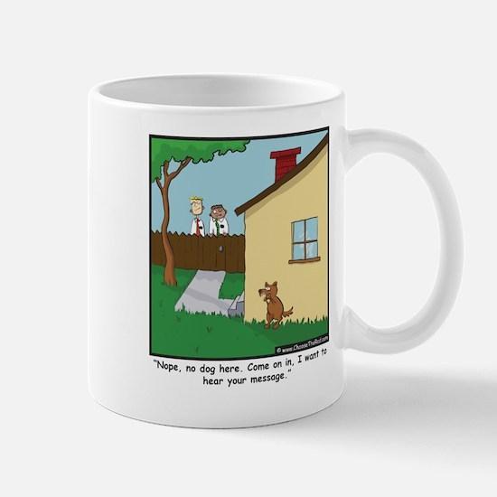 Dog Trap Mug