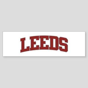 LEEDS Design Bumper Sticker
