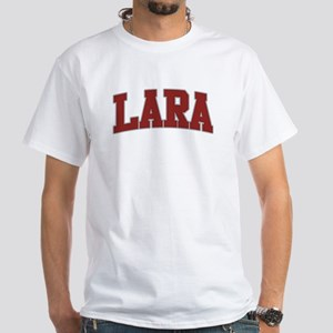 LARA Design White T-Shirt