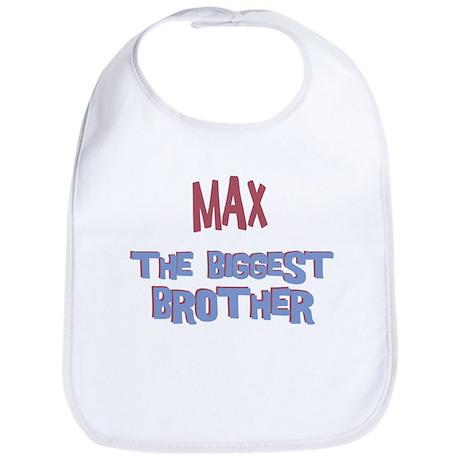 Max - The Biggest Brother Bib