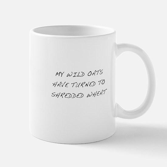 My wild oats Mug