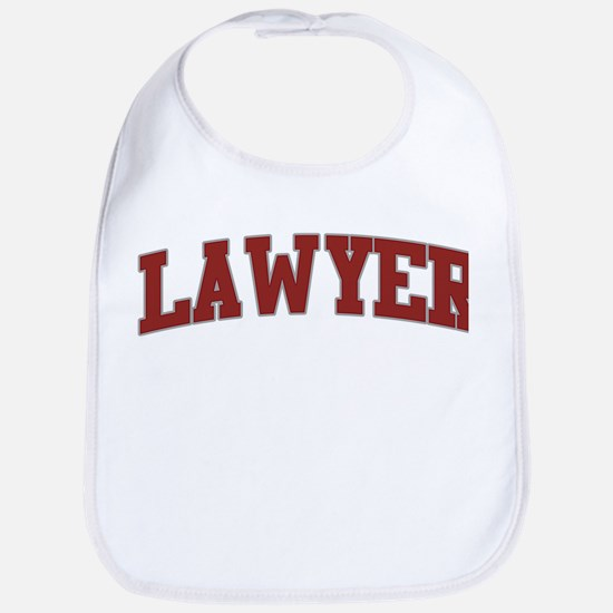 LAWYER Design Bib