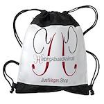 Justvegan.shop Drawstring Bag
