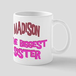 Madison - The Biggest Sister Mug