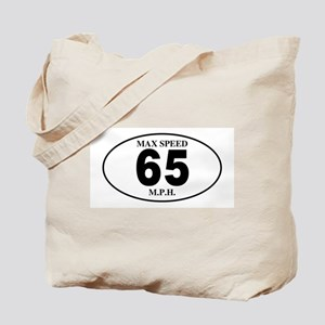 Speed Limits Tote Bag